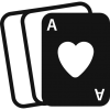 icon of playing cards